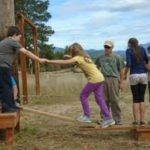 High and Low Ropes Challenge Course